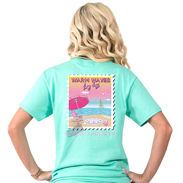Simply Southern Warm Waves T-shirt