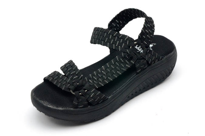 Corky's Quickstep Black Silver