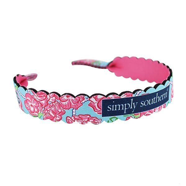 Simply Southern Sunglass Retainer - Roses
