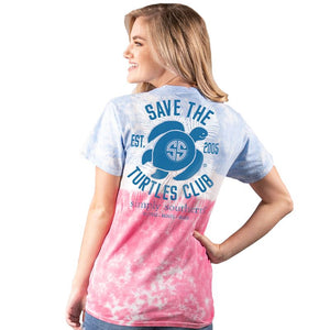 Simply Southern Turtle Palm T-Shirt
