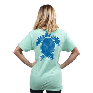 Simply Southern Washed Turtle T-Shirt