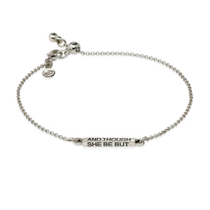 Slider Bracelet, She is Fierce - Luca + Danni