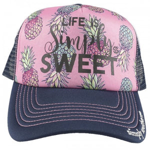 Simply Southern Distressed Simply Sweet Hat