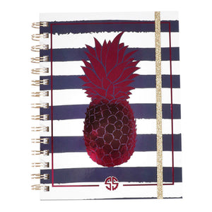 Simply Southern Pineapple Notebook