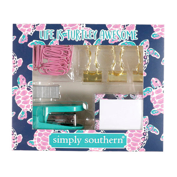 Simply Southern Stationary Set