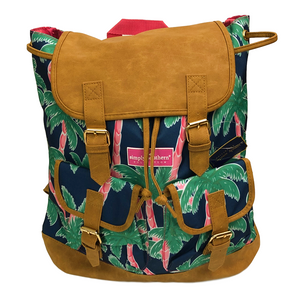 Simply Southern Palm Bookbag
