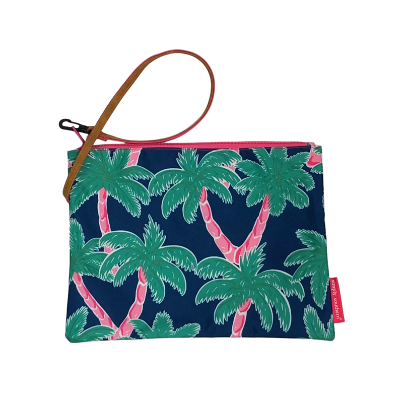 Simply Southern Palm Brush Bag
