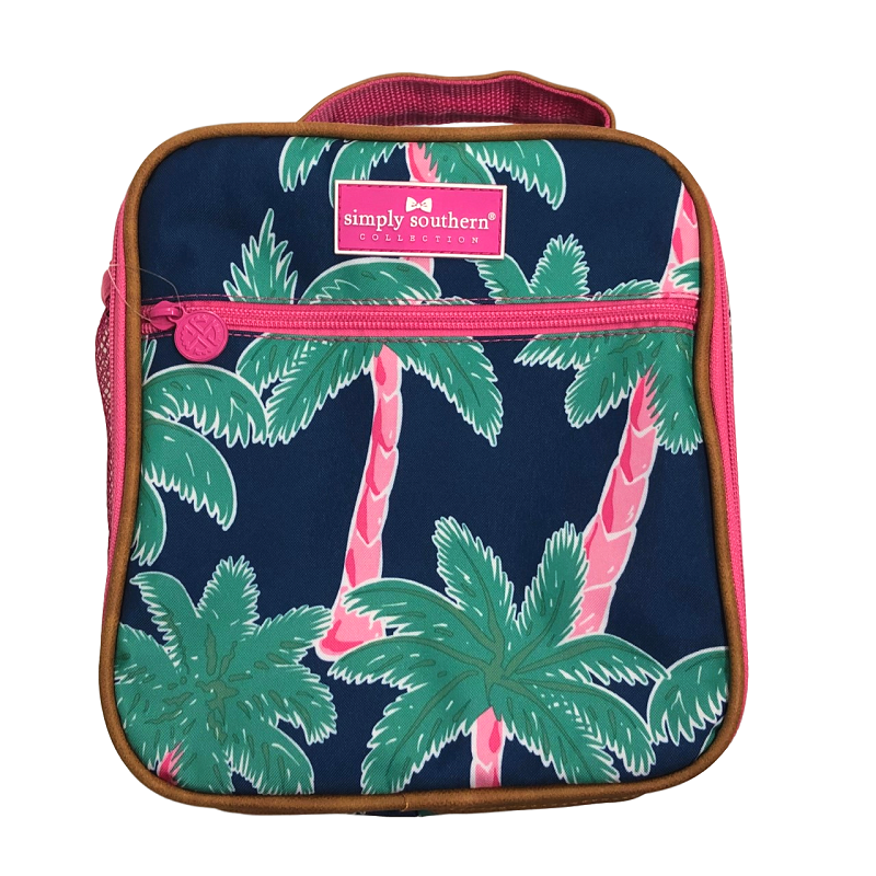 Simply Southern Palm Lunch Box