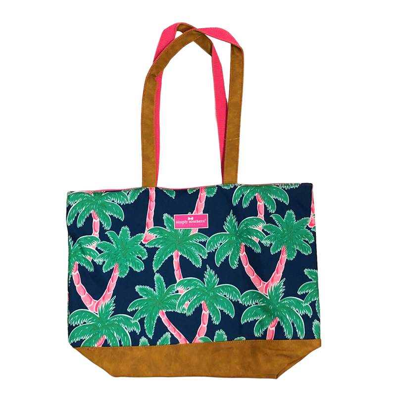 Simply Southern Palm Tote
