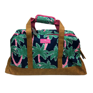 Simply Southern Palm Travel Bag