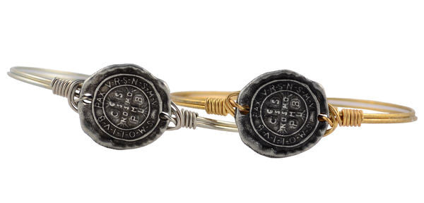 Benedictine Seal Bangle Luca + Danni