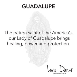Guadalupe Bangle Luca + Danni meaning card