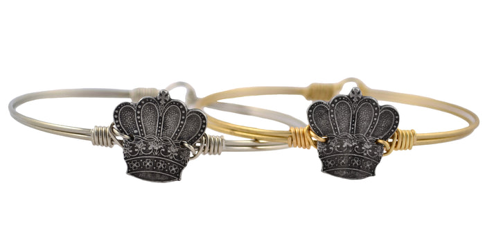 Passion Bangle, Princess Crown - Luca + Danni