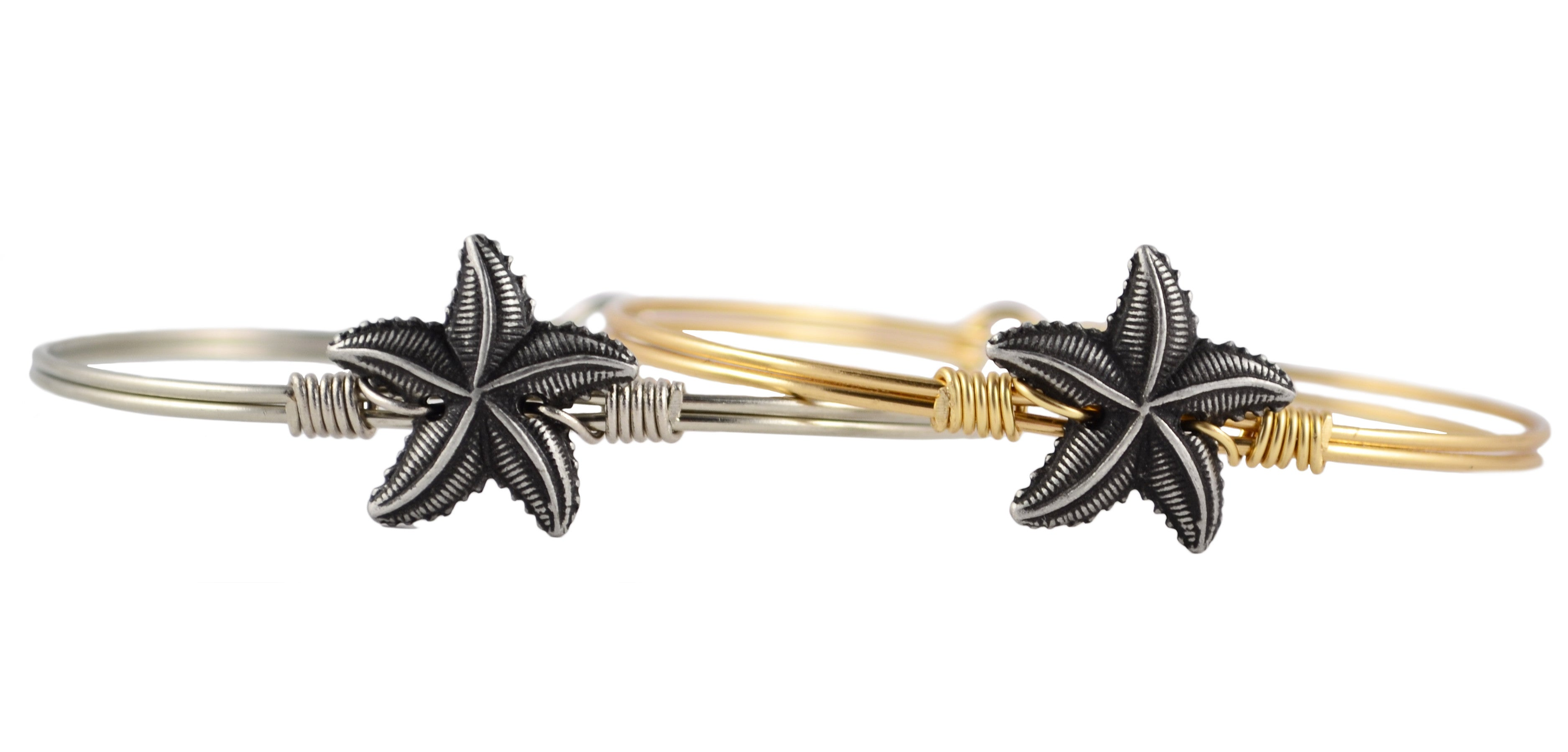 Starfish Bangle Luca + Danni
