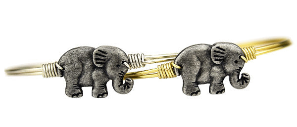 Nature Bangle, Elephant - Luca + Danni