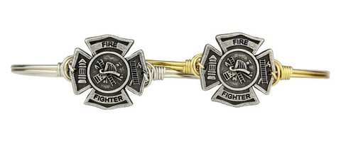 Firefighter Bangle Luca + Danni