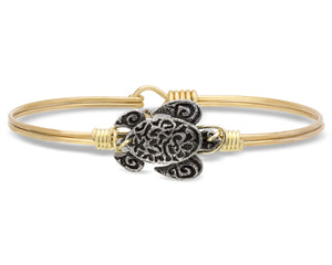 Sea Turtle Bangle Luca + Danni