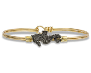Sea Horse Luca + Danni Bangle
