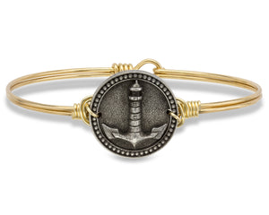 Lighthouse Bangle Luca + Danni