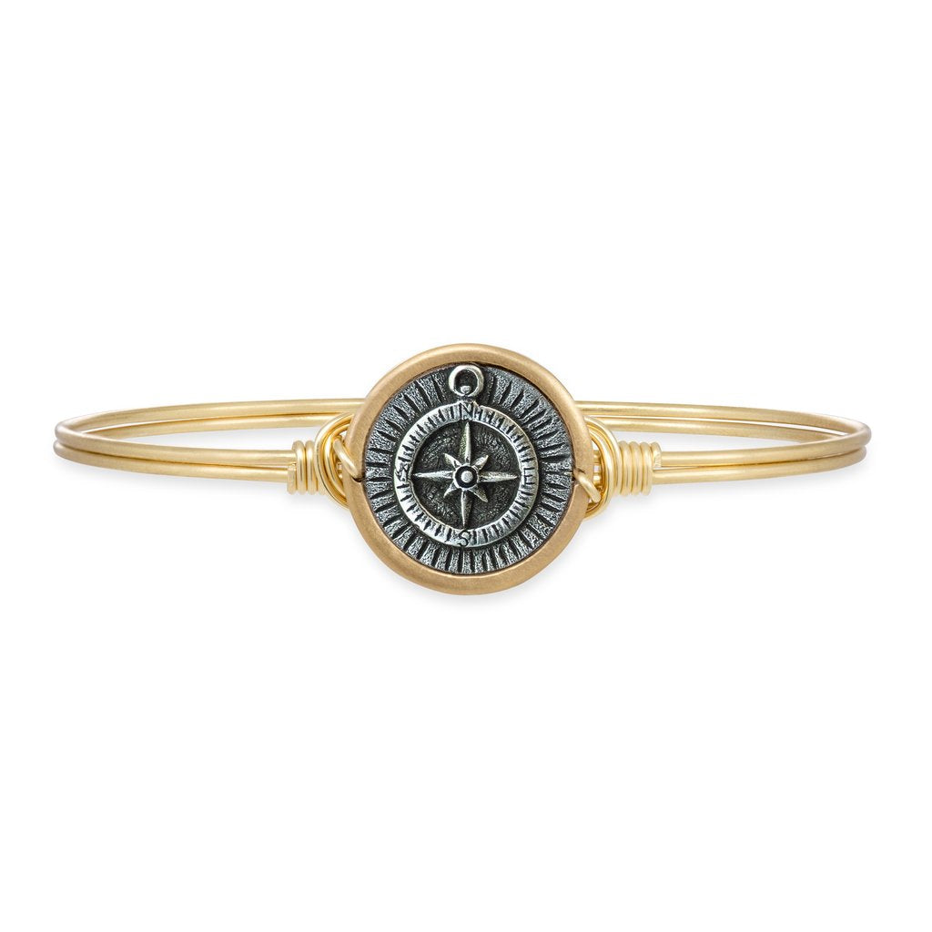 Compass Bangle - Luca + Danni