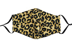 Care Cover Mask-Leopard