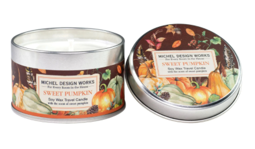 Michel Design Works Candle-Sweet Pumpkin