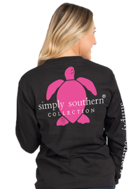 Simply Southern Turtle Long Sleeve