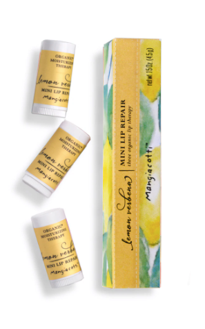 Mangiacotti Mini Lip Repair-Lemon Verbena