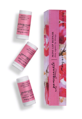 Mangiacotti Mini Lip Repair-Pomegranate