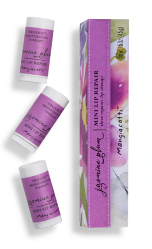 Mangiacotti Mini Lip Repair-Jasmine Plum