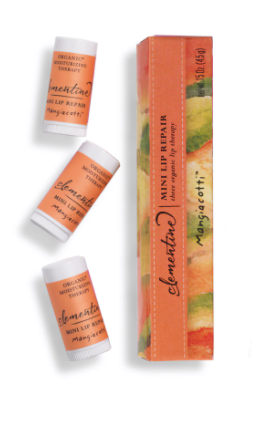 Mangiacotti Mini Lip Repair-Clementine