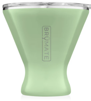 BRÜMATE Margtini 10oz. Tumbler-Light Olive