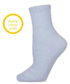 Zen Moi Ankle Gel Lined Sock-Blue