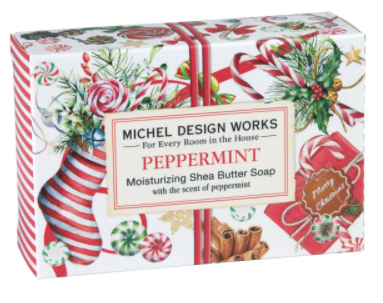 Michel Design Works Peppermint Bar Soap