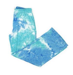 Hello Mello Dyes the Limit Lounge Pants-Blue