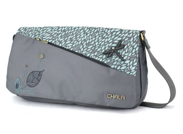 Chala Bag-Dragonfly Envoy Messenger Bag