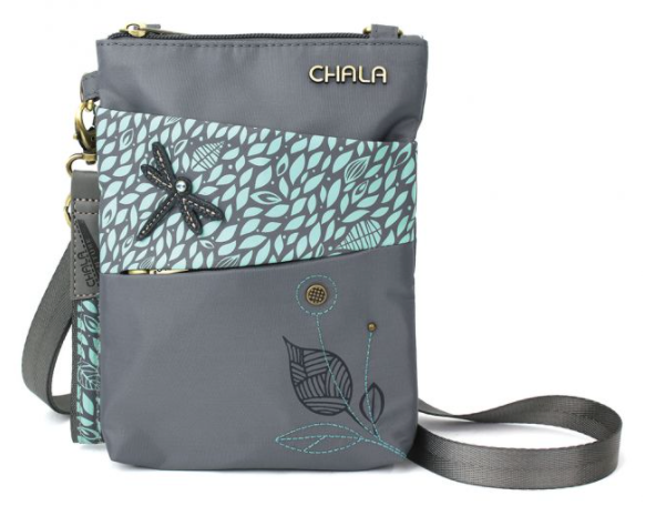 Chala Bag-Dragonfly Evolution Cellphone Crossbody