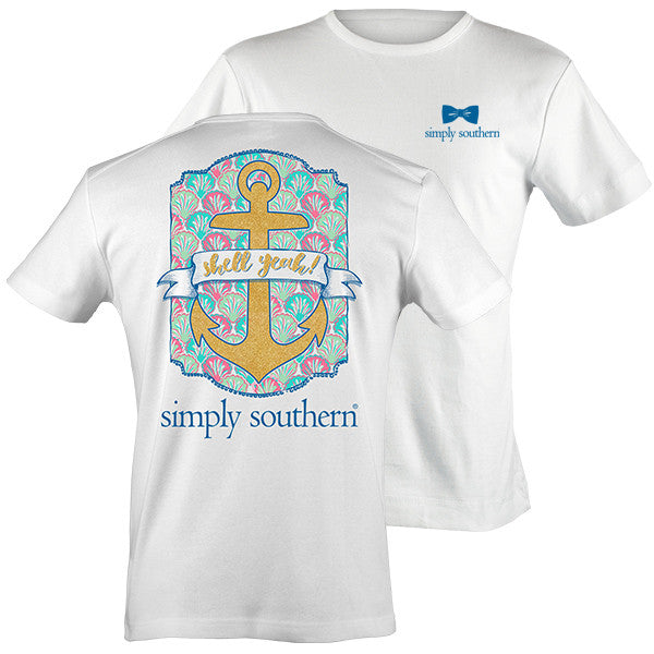 Simply Southern Shell Yeah T-Shirt