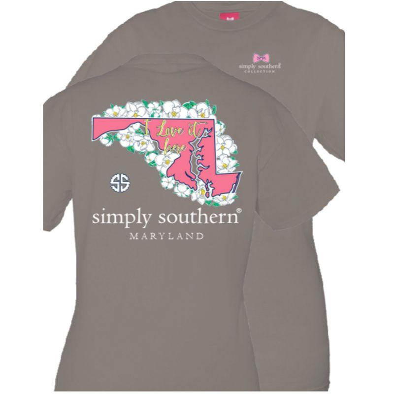 Simply Southern Maryland T-shirt