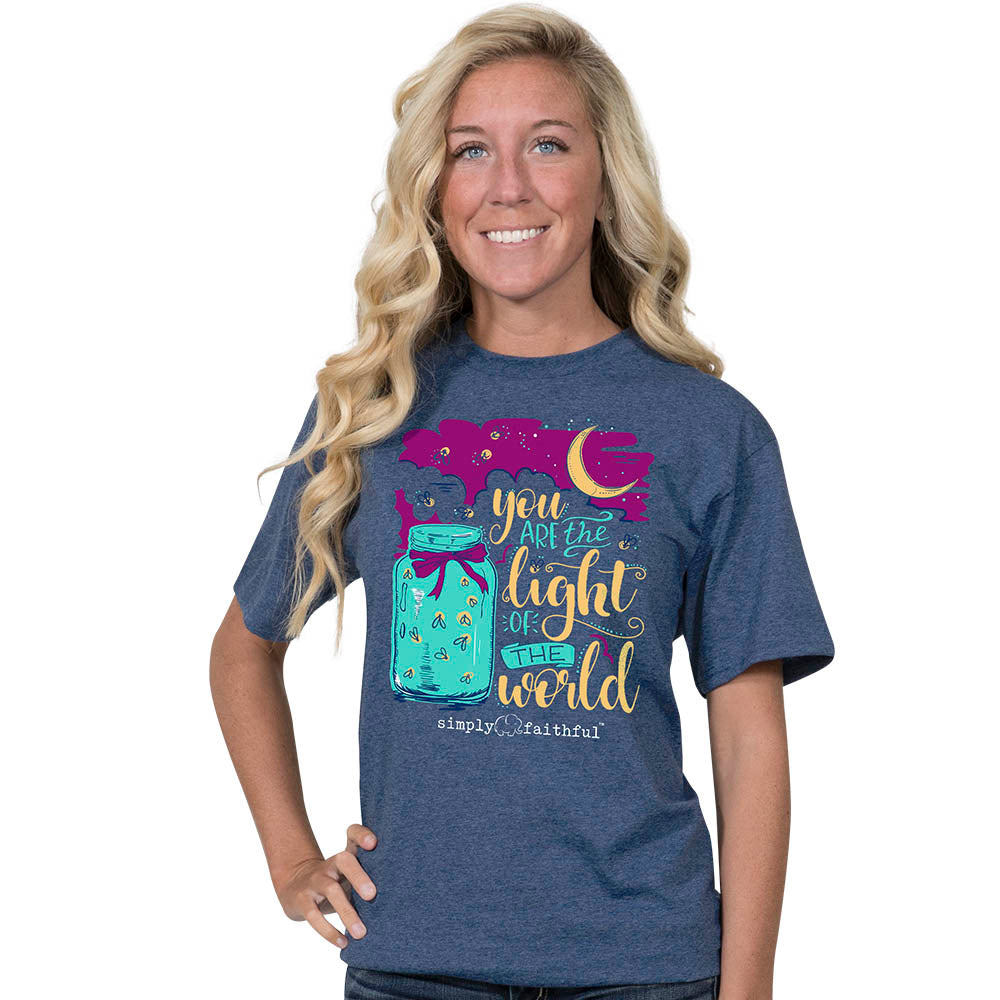 Simply Southern Simply Faithful Light T-Shirt