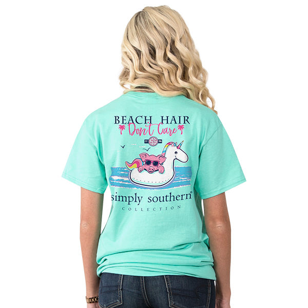 Simply Southern Preppy Beach Float T-shirt