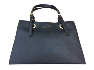 Simply Southern Black Purse