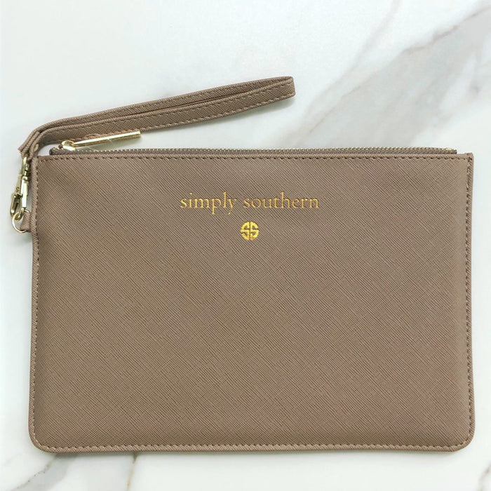Simply Southern Simply Southern Vegan Leather Clutch