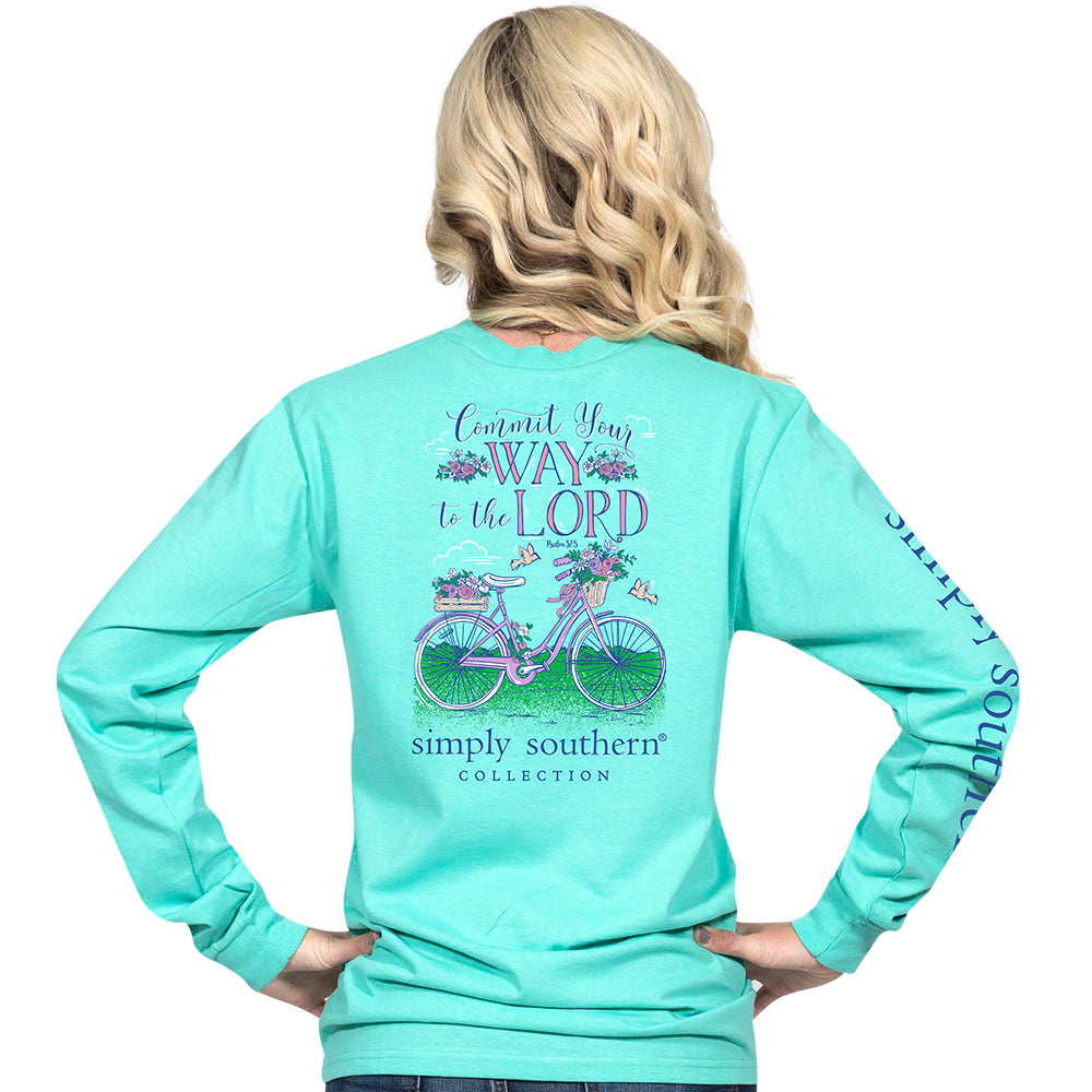 aab977df102 Simply Southern Way Long Sleeve T-Shirt – Blooming Boutique