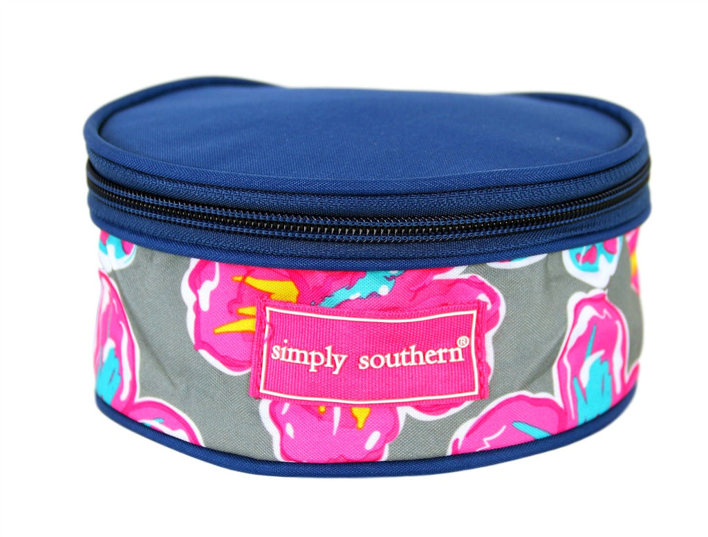 Simply Southern Floral Jewelry Case