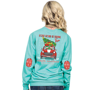Simply Southern Elf Long Sleeve T-Shirt