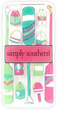 Simply Southern Oars Iphone 6 Case