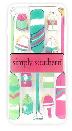 Simply Southern Oars Iphone 6/6s Plus Case