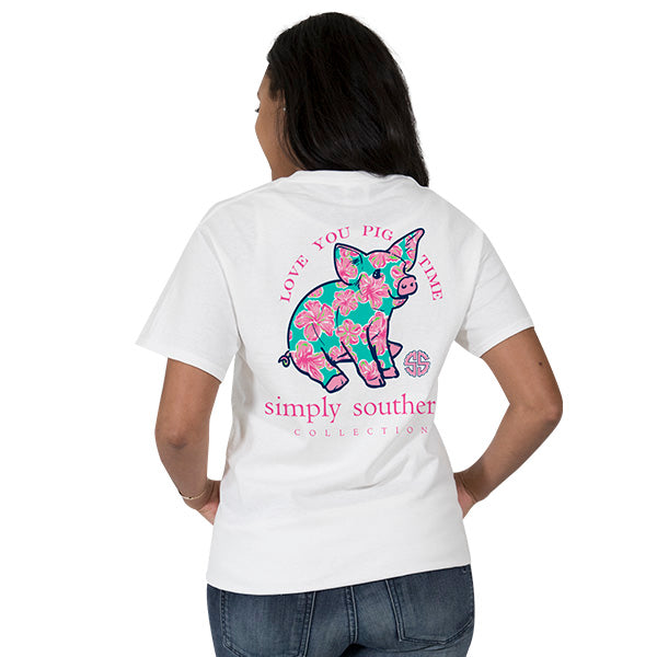 Simply Southern Piggy T-shirt