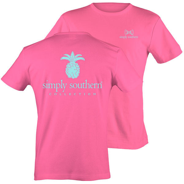 Simply Southern Pineapple Tee